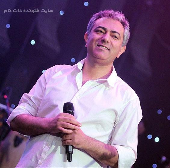 عکس محمدرضا هدایتی بازیگر خواننده مرد ایرانی