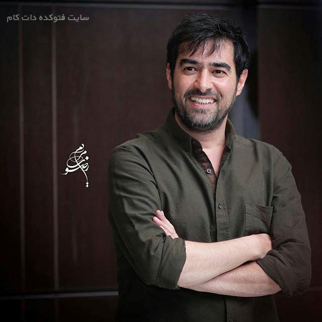 عکس شهاب حسینی بازیگر خواننده مرد ایرانی