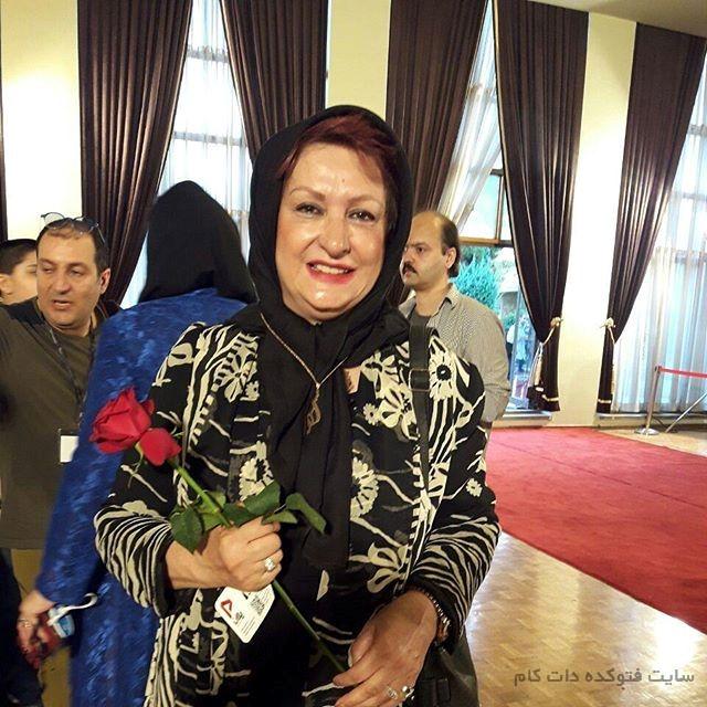 عکس مریم امیرجلالی بازیگر خواننده زن ایرانی