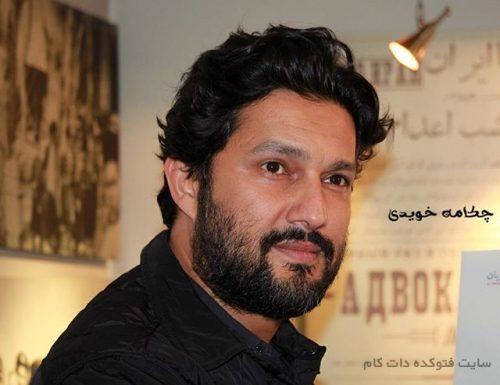 عکس حامد بهداد بازیگر خواننده مرد ایرانی