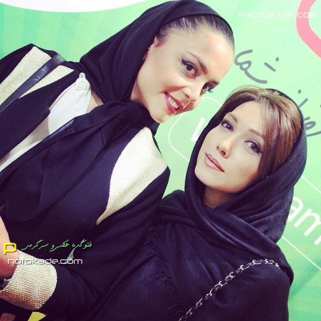 عکس جدید شهرزاد کمال زاده زمستان 93 بازیگر زن ایرانی