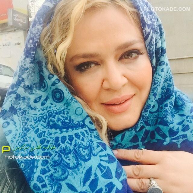 عکس جدید بهاره رهنما زمستان 93 بازیگر زن ایرانی