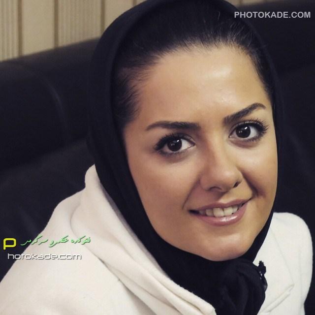 عکس جدید بیتا سحرخیز زمستان 93 بازیگر زن ایرانی