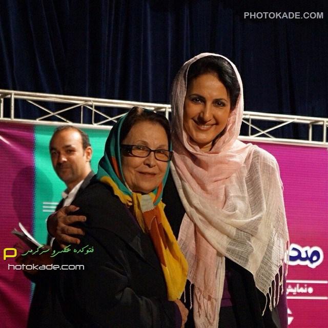 عکس جدید فاطمه گودرزی زمستان 93 بازیگر زن ایرانی
