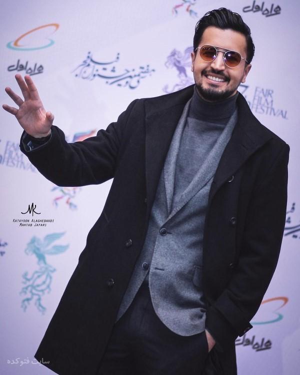 مدل لباس بازیگران مرد در جشنواره فیلم فجر 97