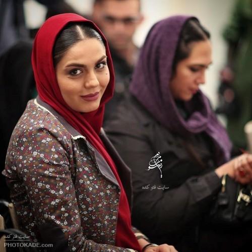 عکس جدید آزاده نامداری        عکاس : مریم رضوی