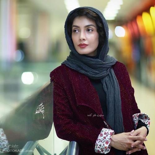 عکس جدید لیلا زارع        عکاس : مریم رضوی