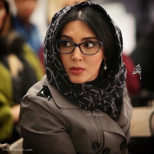 عکس جدید لیلا بلوکات        عکاس : مریم رضوی