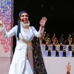 عکس جدید بازیگران در جشن حافظ