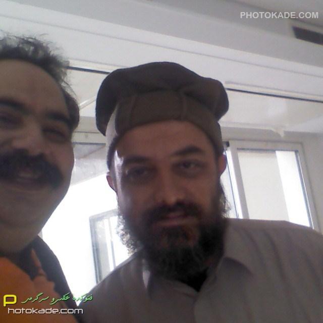 عکس بازیگر مرد برزو ارجمند و علی کاظمی