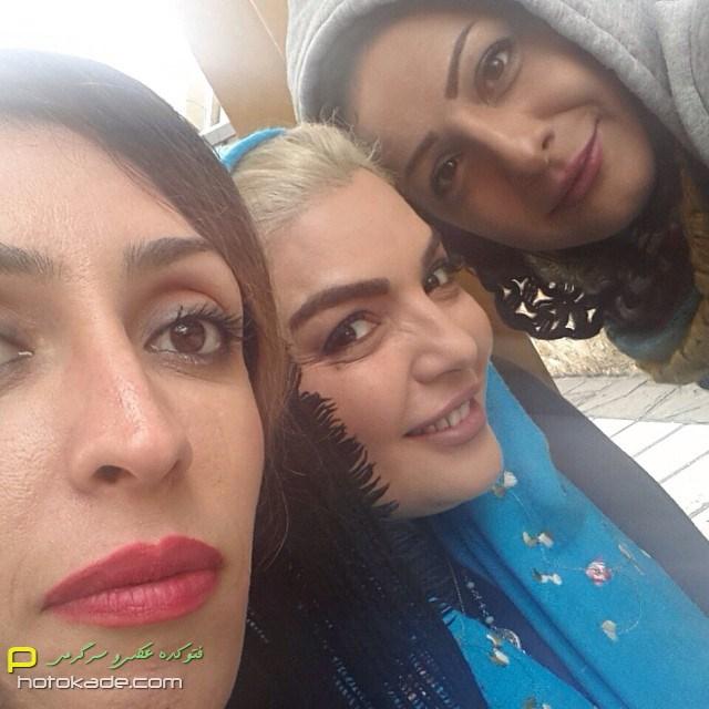 جدیدترین عکس خانوم بازیگر شهرزاد عبدالمجید
