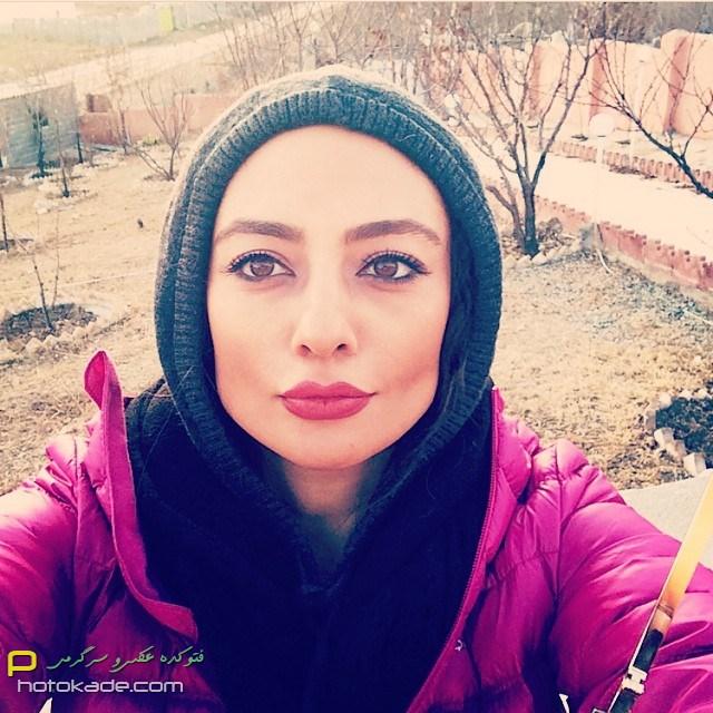 جدیدترین عکس خانوم بازیگر فرناز رهنما