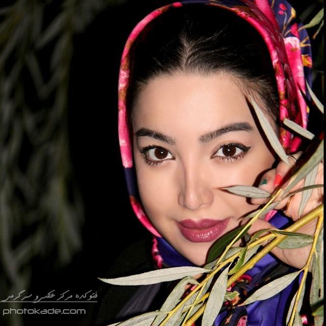 عکس بازیگران زن ایرانی : نازلی رجبی پور