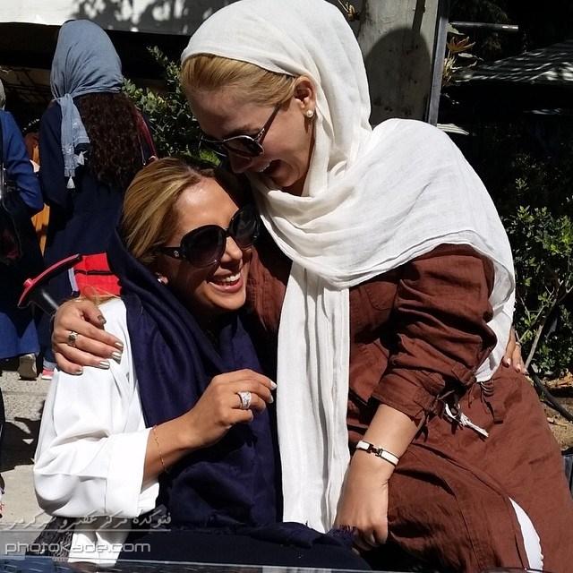 عکس بازیگران زن ایرانی : آنا نعمتی