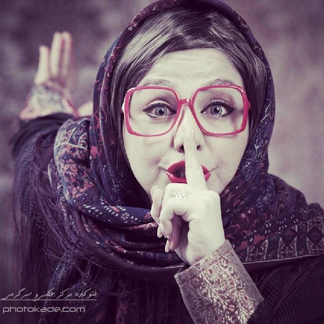 عکس بازیگران زن ایرانی : بهنوش بختیاری