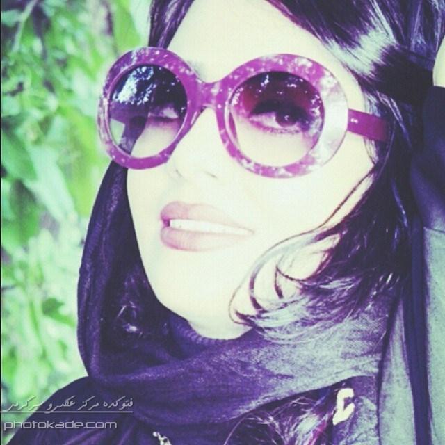 عکس بازیگران زن ایرانی : مینا فلاحت پیشه