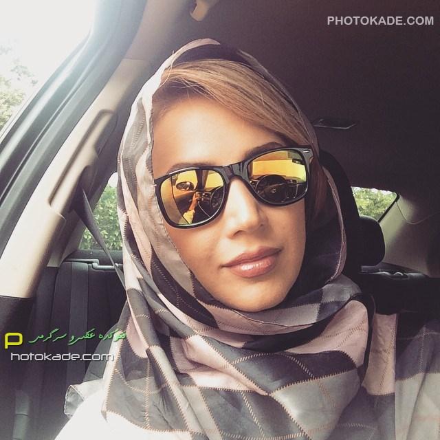 عکس جدید شبنم قلی خانی بازیگر زن خوشگل ایرانی در سایت فتوکده