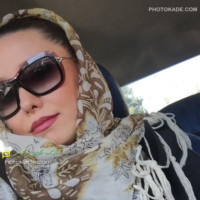 عکس جدید ساناز کاشمری بازیگر زن خوشگل ایرانی