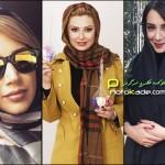 عکس بازیگران زن خوشگل زمستان 93