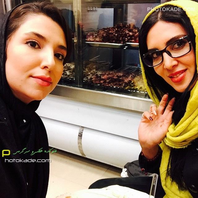 عکس جدید لیلا بلوکات بازیگر زن خوشگل ایرانی