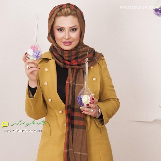 عکس جدید نیوشا ضیغمی بازیگر زن خوشگل ایرانی در سایت فتوکده