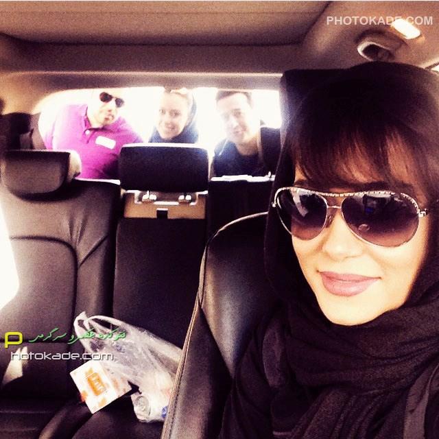 عکس جدید پریناز ایزدیار بازیگر زن خوشگل ایرانی