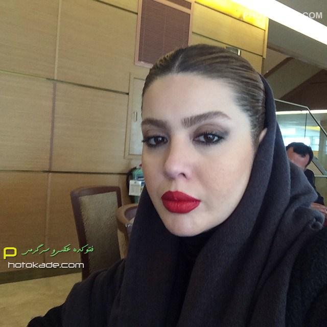 عکس جدید نازنین کریمی بازیگر زن خوشگل ایرانی