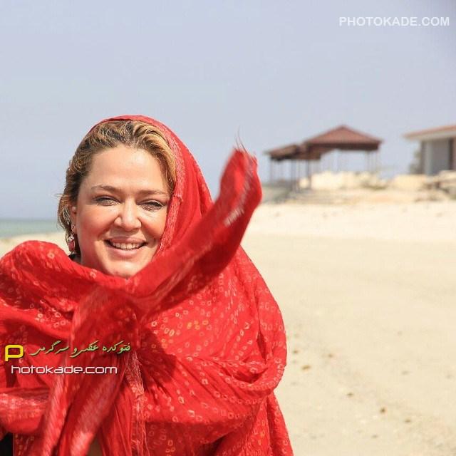 عکس جدید بهاره رهنما بازیگر زن خوشگل ایرانی