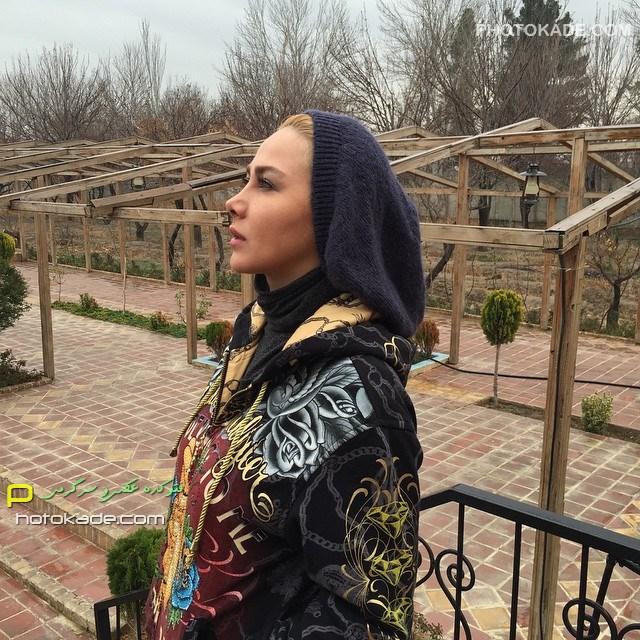 عکس جدید آنا نعمتی بازیگر زن خوشگل ایرانی