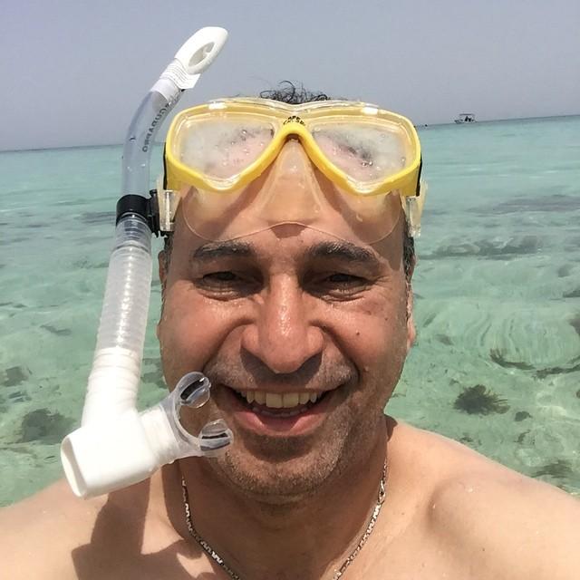 عکس جدید حمید فرخ نژاد