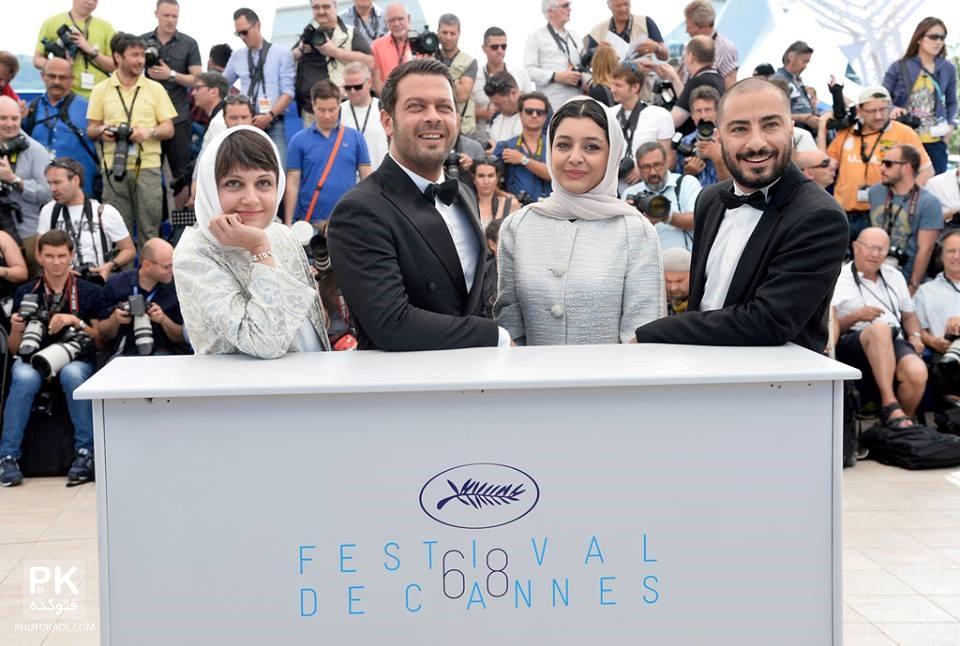 عکس بازیگران ایرانی در جشنواره کن 2015 با فیلم ناهید,بازیگران فیلم ناهید در کن 2015,عکس جشنواره کن 2015,بازیگران ایرانی در فستیوال کن 2015,ساره بیات کن 2015