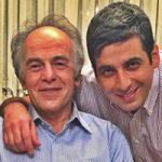 عکس بازیگران و پدرانشان در روز پدر