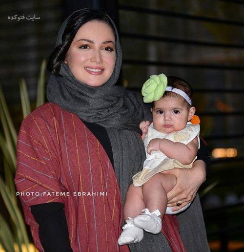 عکس شیلا خداداد و دخترش ساتین