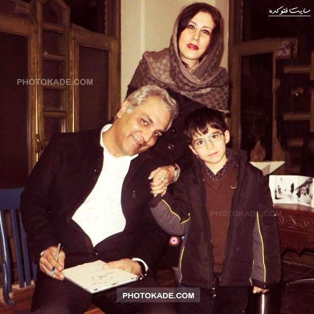 عکس جدید مهران مدیری