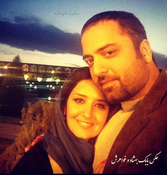 بهشاد بابک و خواهرش + بیوگرافی و زندگی شخصی