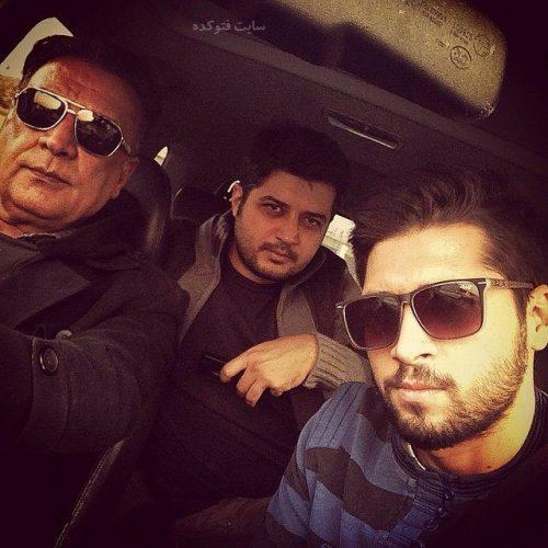 عکس عبدالرضا اکبری و پسرانش عرفان و پندار اکبری + بیوگرافی کامل