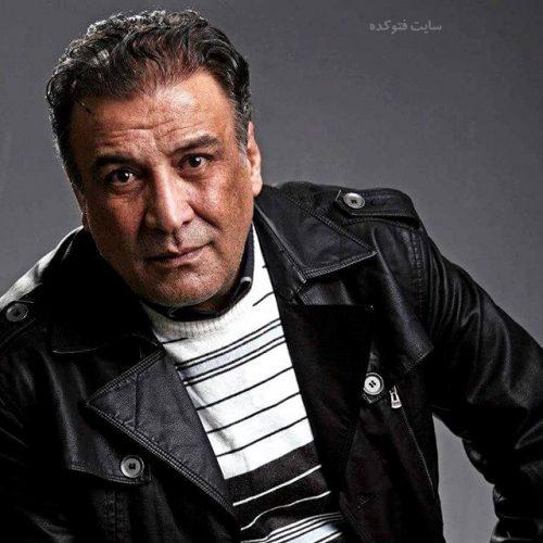 عکس عبدالرضا اکبری + همسرش و زندگی خصوصی و شغل دوم