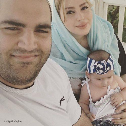 عکس خانوادگی بهداد سلیمی