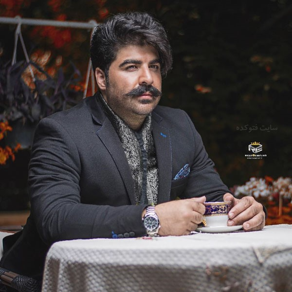 بهنام بانی و همسرش + ماجرای ازدواج و عاشقی
