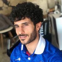 بیوگرافی بهنام برزای فوتبالیست + داستان زندگی شخصی