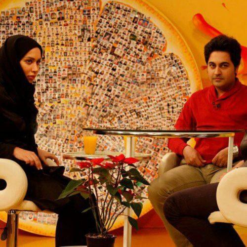 بهنام صفوی و همسرش + بیوگرافی