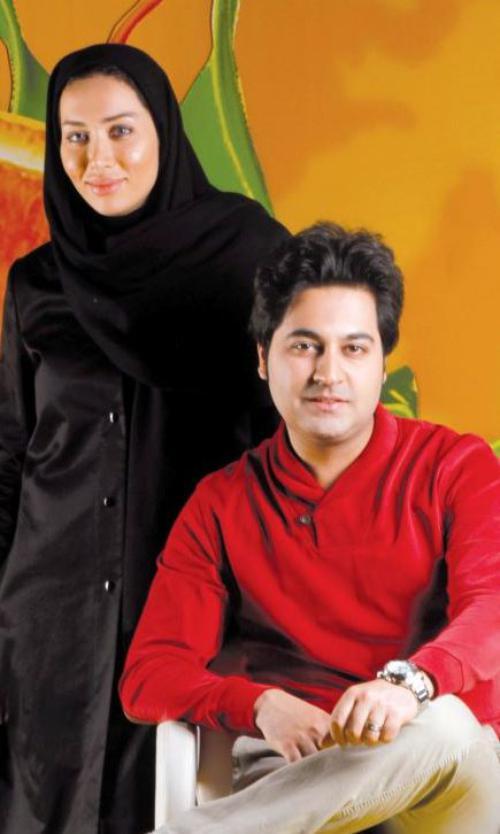 بهنام صفوی و همسرش + بیوگرافی کامل