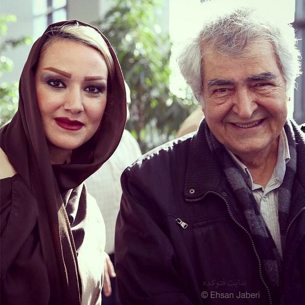 عکس های بهناز پورفلاح و دکتر محمود عزیزی