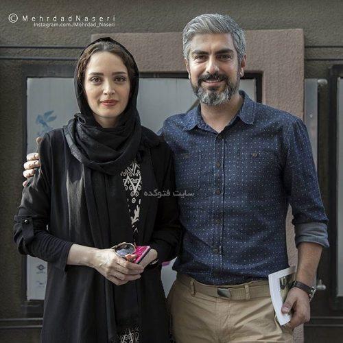 طلاق بهنوش طباطبایی و مهدی پاکدل
