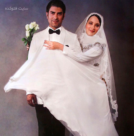 عکس عروسی بهنوش طباطبایی و مهدی پاکدل + بیوگرافی کامل