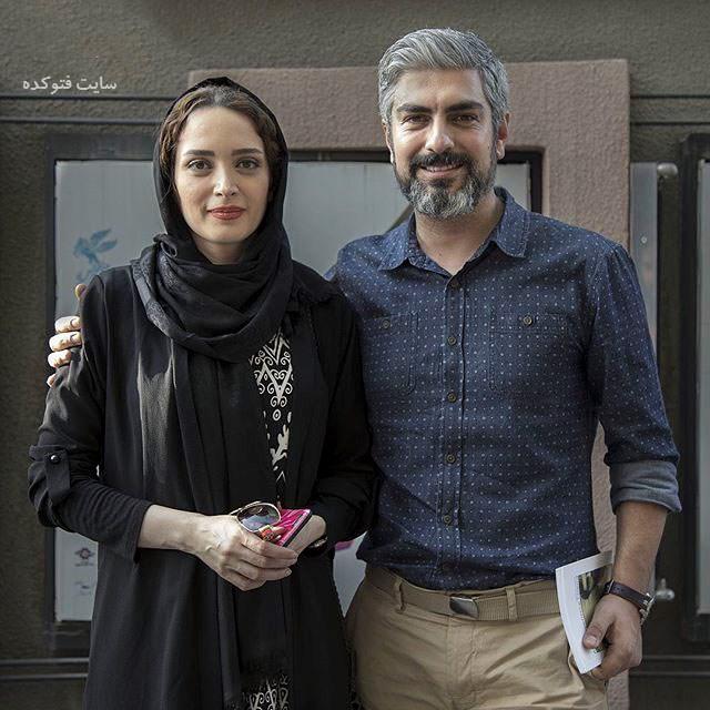 عکس بهنوش طباطبایی و همسرش مهدی پاکدل