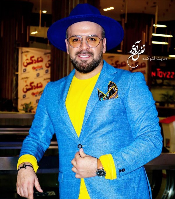 عکس و بیوگرافی بهرنگ علوی Behrang Alavi بازیگر
