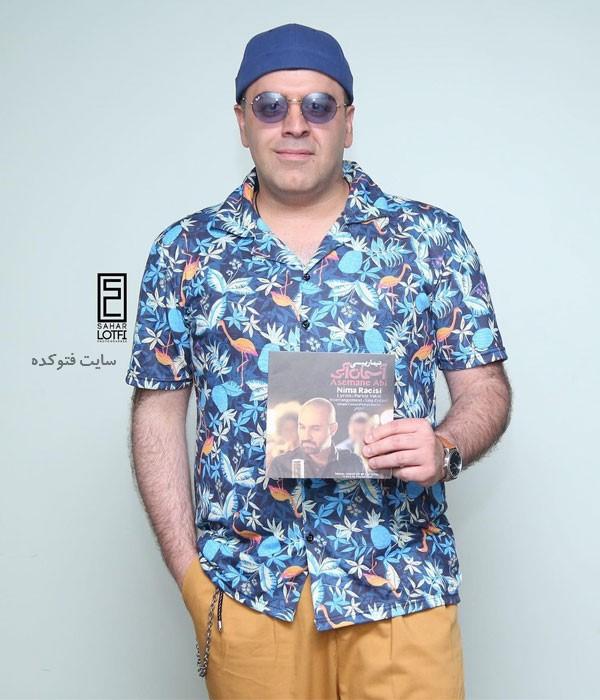 بیوگرافی بهرنگ علوی Behrang Alavi با عکس های جدید