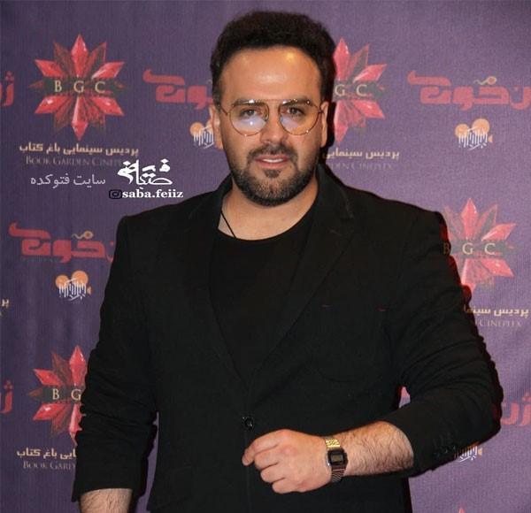 عکس بیوگرافی بهرنگ علوی Behrang Alavi بازیگر مرد ایرانی