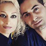 بیوگرافی بهروز مقدم استیج و همسرش نازنین بهاری + عکس